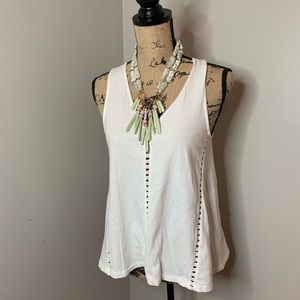 Madewell swing tank! Size Small